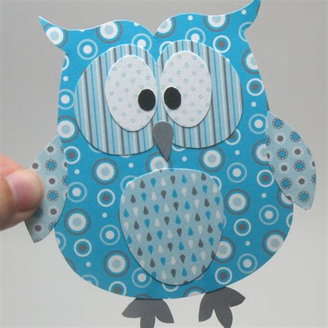 owl craft paper best photos of template owl papercraft owl craft