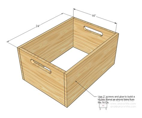 box plans woodworking woodwork build wooden box pdf plans