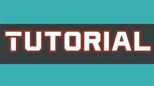 in the tutorial tutorial make an easy professional 3d banner