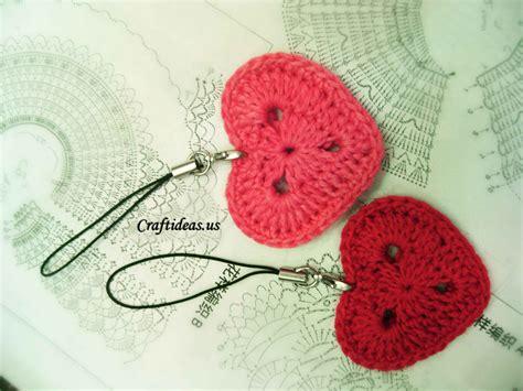 crochet craft projects crochet key chain for