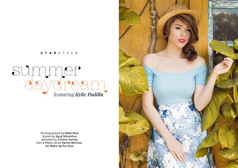 Home Decor Trends 2015 summer daydream featuring kylie padilla star style ph