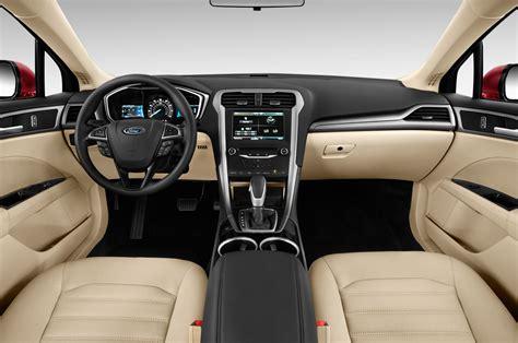 2014 Ford Fusion Interior by 2014 Ford Fusion Cockpit Interior Photo Automotive