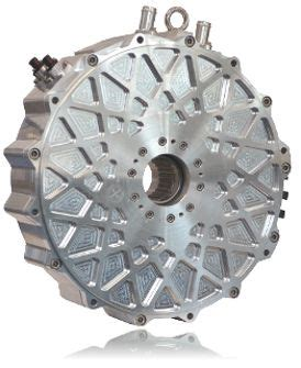 Compact Electric Motor by Yasa Motors 187 Yasa 750 Compact Axial Flux Electric Motor