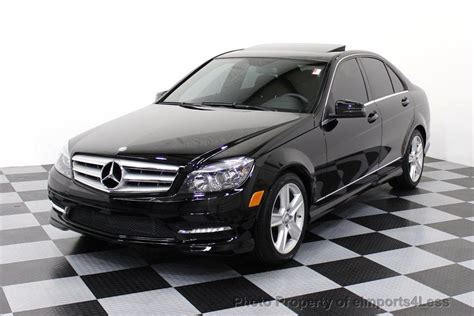 2011 Mercedes C Class C300 Sport by 2011 Used Mercedes C Class C300 Sport 6 Speed Manual