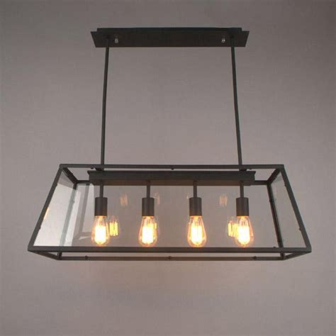 rectangular dining room lighting 25 best ideas about rectangular chandelier on