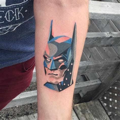 25 best batman tattoo designs