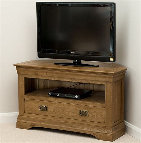 solid oak tv cabinet farmhouse rustic solid oak corner tv cabinet