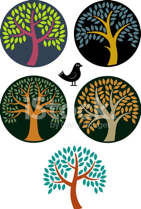 tree symbolism circular tree symbols stock photos freeimages