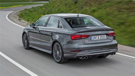 New Audi S3 by Review The New 306bhp Audi S3 Quattro Top Gear