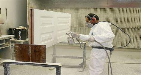 spray painting sop spray shop new generation cabinets penticton kitchen