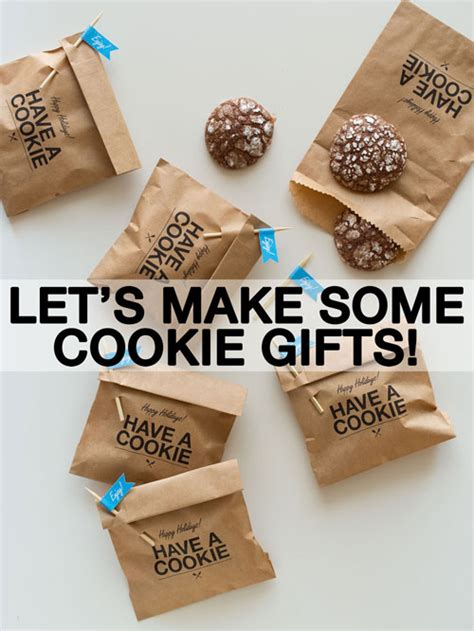 gift boxes for cookies best diy cookie treat packaging ideas for gifts