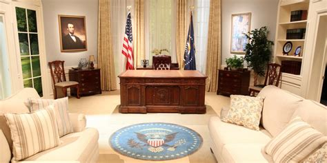 inside the oval office built oval office sets in new york and la
