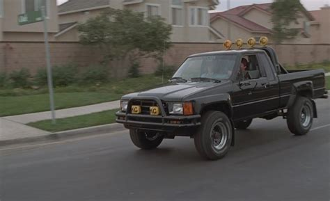 Marty Mcfly Truck For Sale by Toyota Creates Bad Homage To Marty Mcfly S