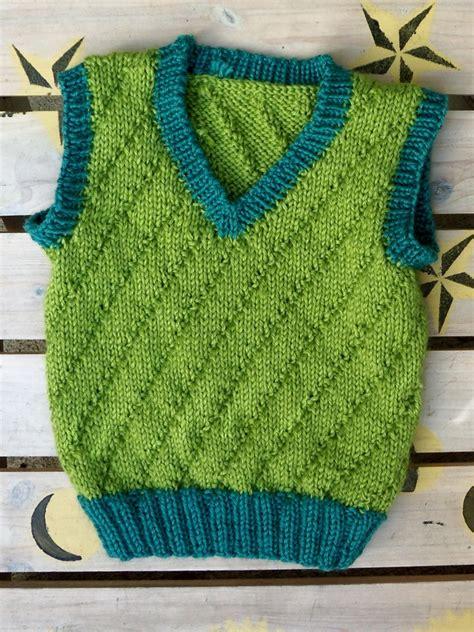 baby vest free knitting pattern 12 free knitting patterns for babies growingslower