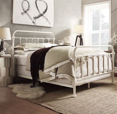 white iron bed frames white iron bed frame 28 images the pros and cons of