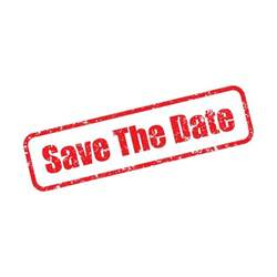 save the date save the date st vector free