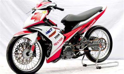 Modifikasi Jupiter Mx by Highlight Automotive Modifikasi Jupiter Mx Racing Look