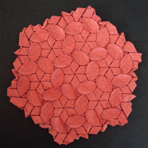 tessellation origami 2010 origami tessellations