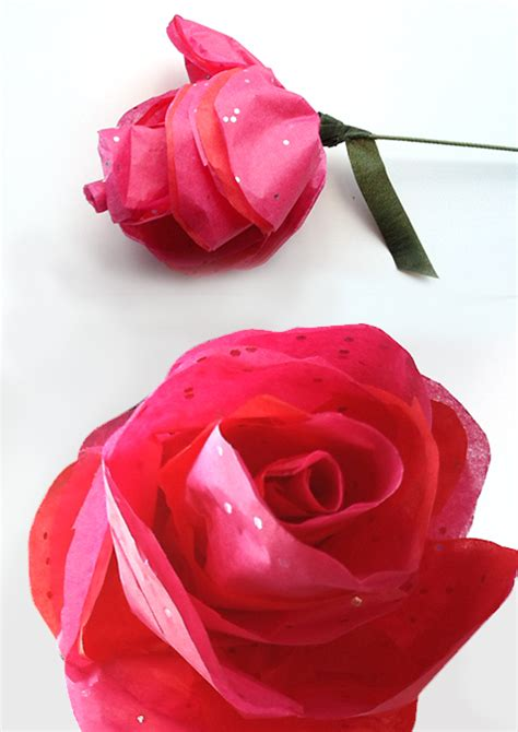 roses paper craft 13 diy tissue paper roses guide patterns