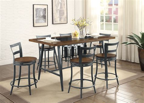 counter height dining table nolita counter height dining table the brick