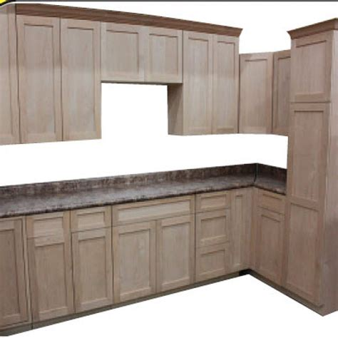 Rta Kitchen Cabinets Unfinished by Unfinished Rta Shaker Cabinets Cabinets Matttroy