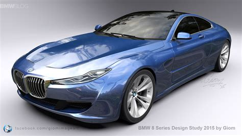 Bmw Of by Bmw 8 Series Design Study Aims To Revive The Spirit Of The