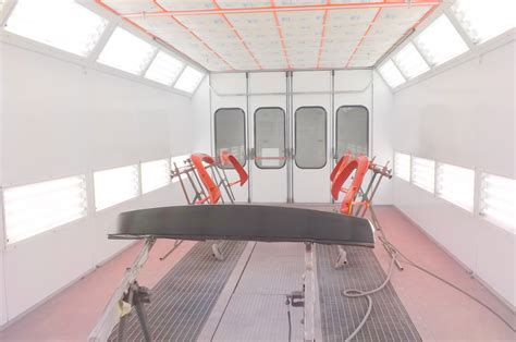spray painting sop paint booths peterson auto collision center boise id