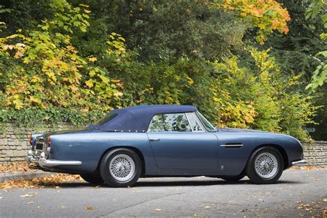 1965 Aston Martin Db5 For Sale by 1965 Aston Martin Db5 Convertible Previously Sold Fiskens
