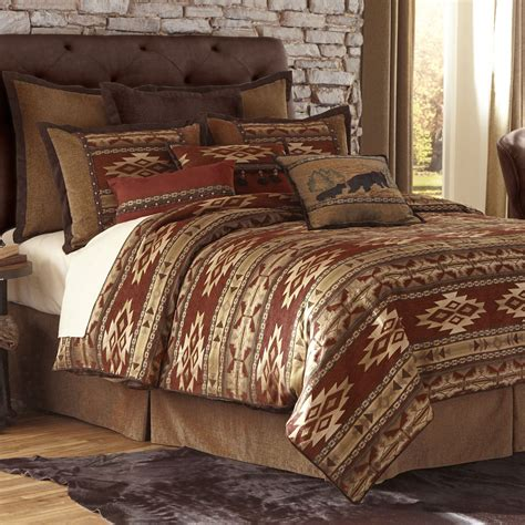 southwestern comforter set sonorah southwest comforter bedding by veratex
