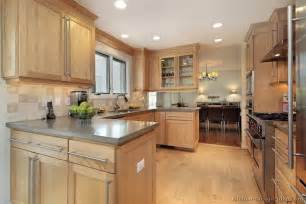 kitchen design and color pictures of kitchens traditional light wood kitchen
