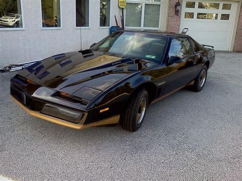 Pontiac Trans Am 1984 by 1984 Pontiac Trans Am Black And Gold T Top Excellent Shape