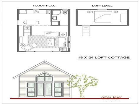 small house floor plans with loft 16x24 cabin plans with loft 16x20 cabin floor plans small