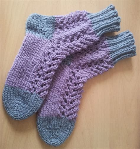 knitted bed socks free patterns knitted bed socks images