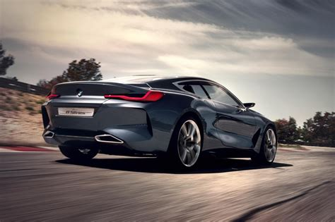 New Bmw 8 Series by New Bmw 8 Series Concept And Production Car Pictures