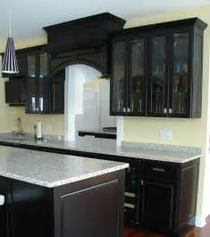 pics of kitchens with black cabinets black kitchen cabinets 2017 grasscloth wallpaper