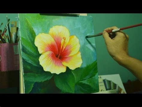 painting lessons flowers 1000 images about tips and info on acrylic