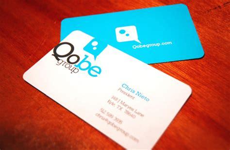 card corner looking custom business cards techwench
