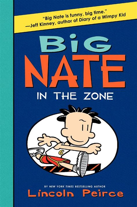 big nate book pictures junior library guild big nate in the zone by lincoln peirce