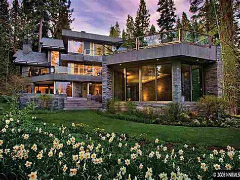 luxury homes lake tahoe top 5 lake tahoe s most expensive homes sold on the real