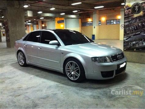 Audi A4 2004 Review by Audi A4 2004 T 1 8 In Selangor Automatic Sedan Silver For