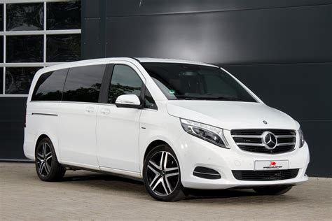 Mercedes Of by Performance Tuning For The Mercedes V 250 Bluetec