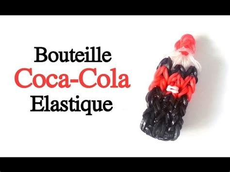 comment faire une bouteille coca cola avec des 233 lastiques sans machine