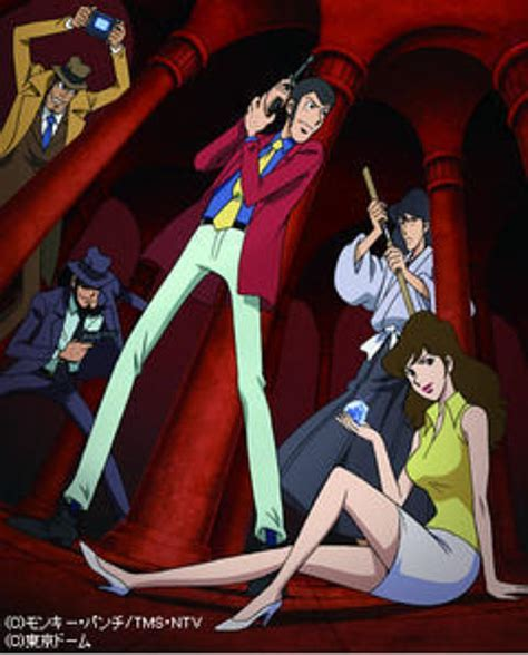 lupin iii lupin iii images lupin the 3rd wallpaper and background