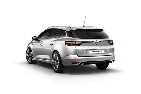 Renault Megane Estate by Renault Megane Estate 2016 Autoevolution
