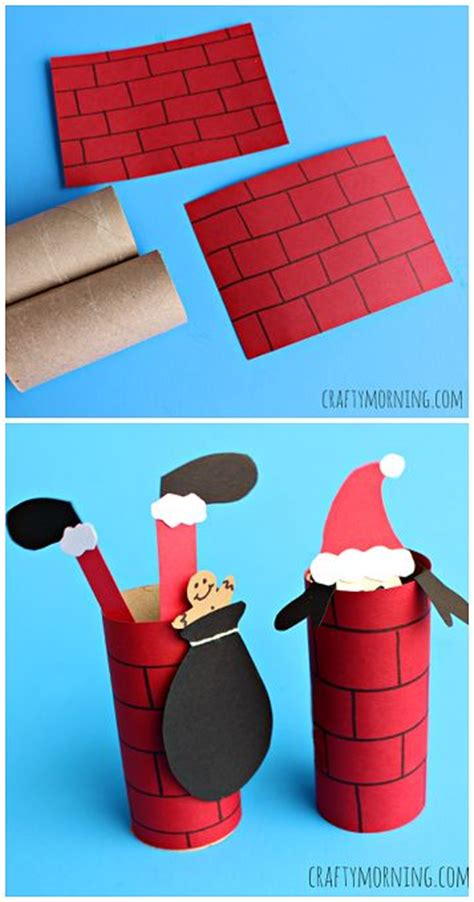 toilet paper santa craft toilet paper rolls toilet paper and toilets on