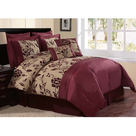 maroon bedding sets 3 stories you didn t about maroon bed
