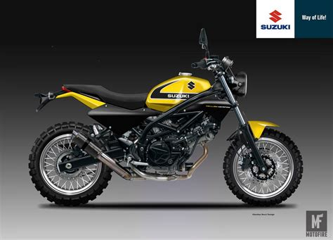 Sv650 Suzuki by Just Make These 2016 Sv650 Customs Already Suzuki Motofire