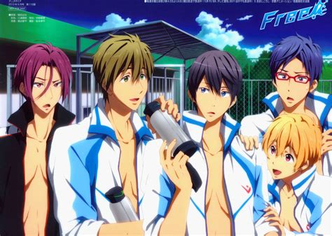 free anime free episode 9 swimming together entravity