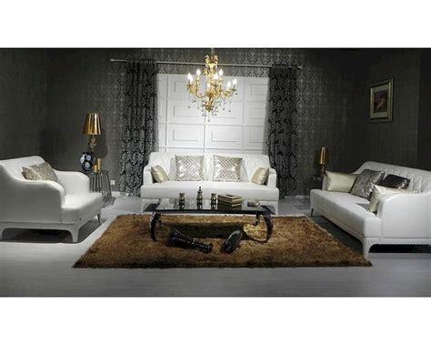 contemporary leather sofa sets contemporary tufted leather sofa set 44l6103