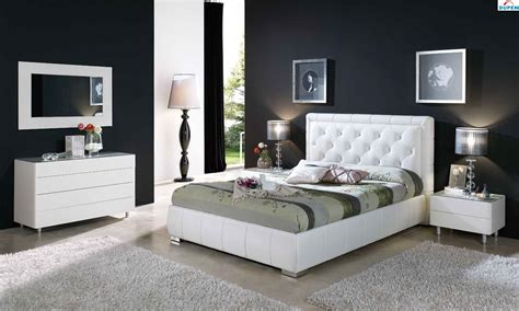 black and white modern bedrooms modern bedroom furniture black and white greenvirals style